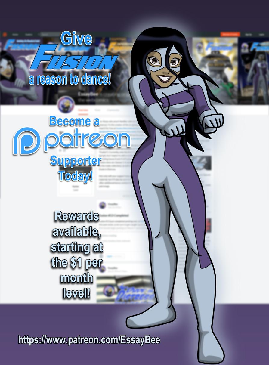 Fusion Patreon Ad