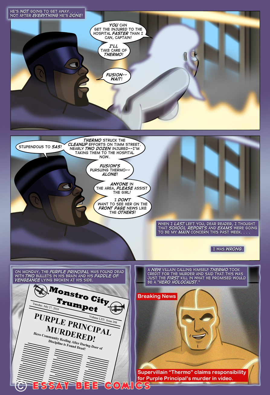 Fusion #4 Page 1