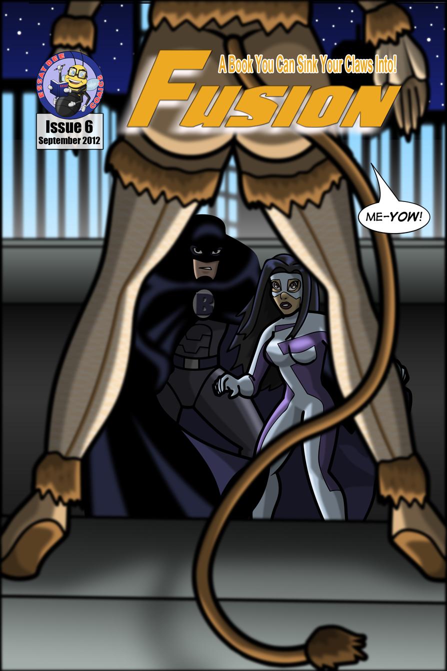 Fusion #6 Cover