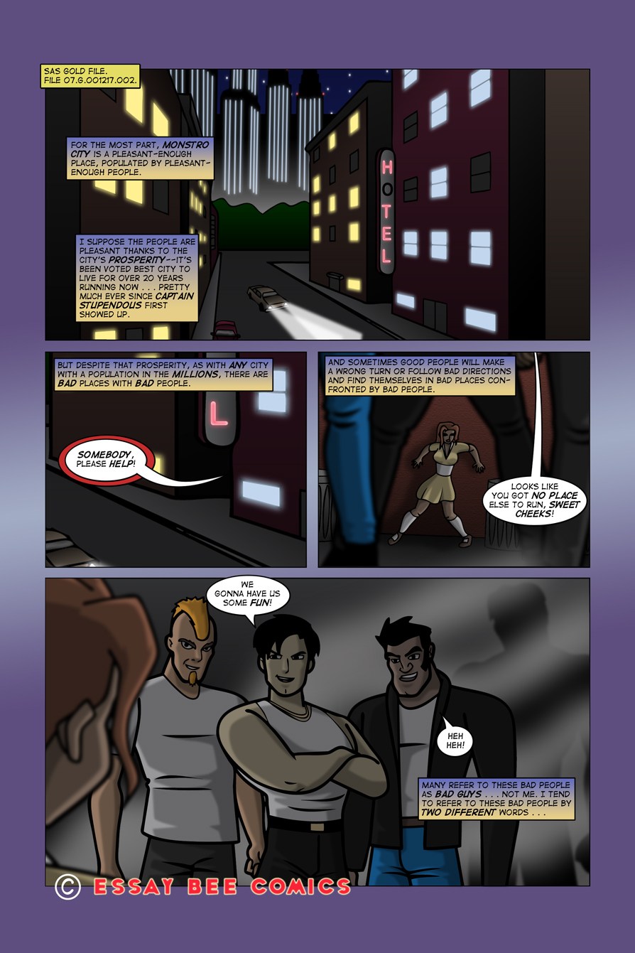 Fusion #8 Page 5